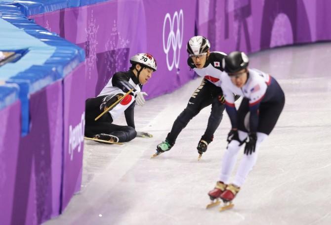 평창동계올림픽 공식사이트 제공